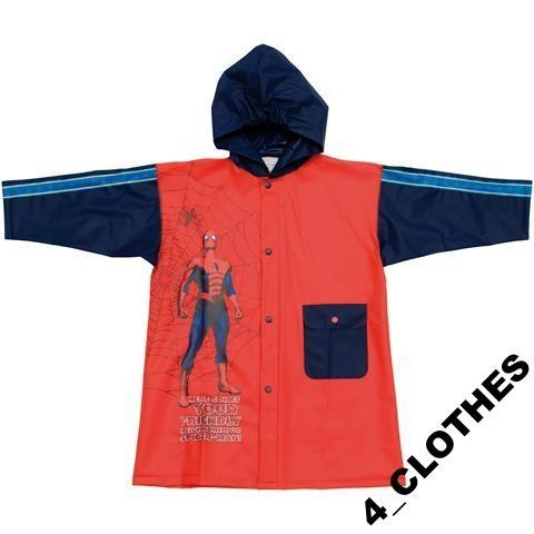 Płaszcz przeciwdeszczowy Spider-Man 122/128