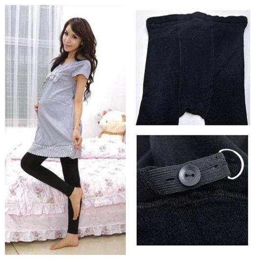 maternity Leggings 2014 New fashion winter Women's Casual Thicken Warm Leggings Pants High Quality maternity pants