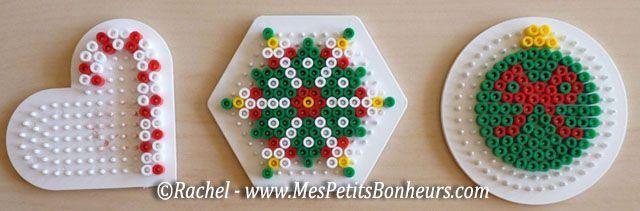 modele-perles-Hama-sapin-de-Noel_boule-étoile-canne-rouge-et-verte
