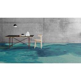 Ege Create - m2 0709530 Colour Flow WT aqua/turkisblå (any shape)