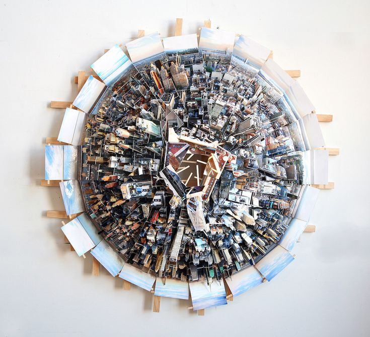 Planet Sculptures Made From Hundreds Of Photographs – iGNANT.de