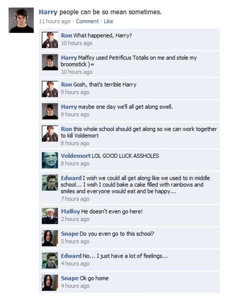 : Harrypotter, Meangirls, Random, Mean Girls, Funny Stuff, Harry Potter, Funnies