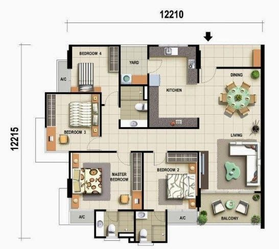 Perfect Feng Shui House Plans