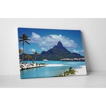 Vakáció a Bahamákon : Vászonképek - KaticaMatrica.hu - A minőségi falmatrica és faltetoválás webáruház