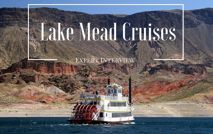 Expert Interview with Lake Mead Cruises | Experience Gifts News From Experience Days