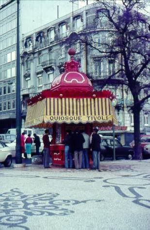 #Portugal - vintage food kiosks to eat and drink on the go - #Lisboa - SkyscraperCity