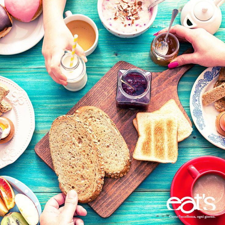 Sarà una splendida giornata! #Eatstore
