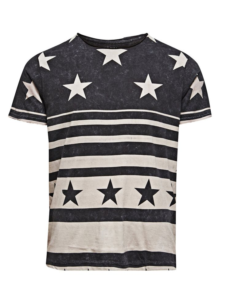 """ALL-OVER STAR PRINTED T-SHIRT - Jack & Jones  - that should be mine"""""""