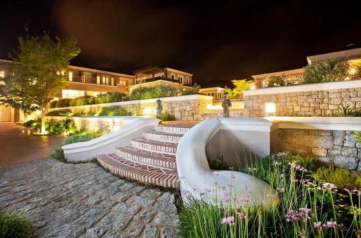 Garden Stairs, Constantia, Cape Town