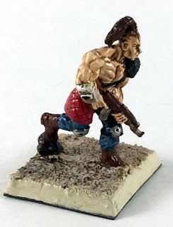 """Must Contain Minis: Review and Showcase of my """"Outlander"""" Gang"""