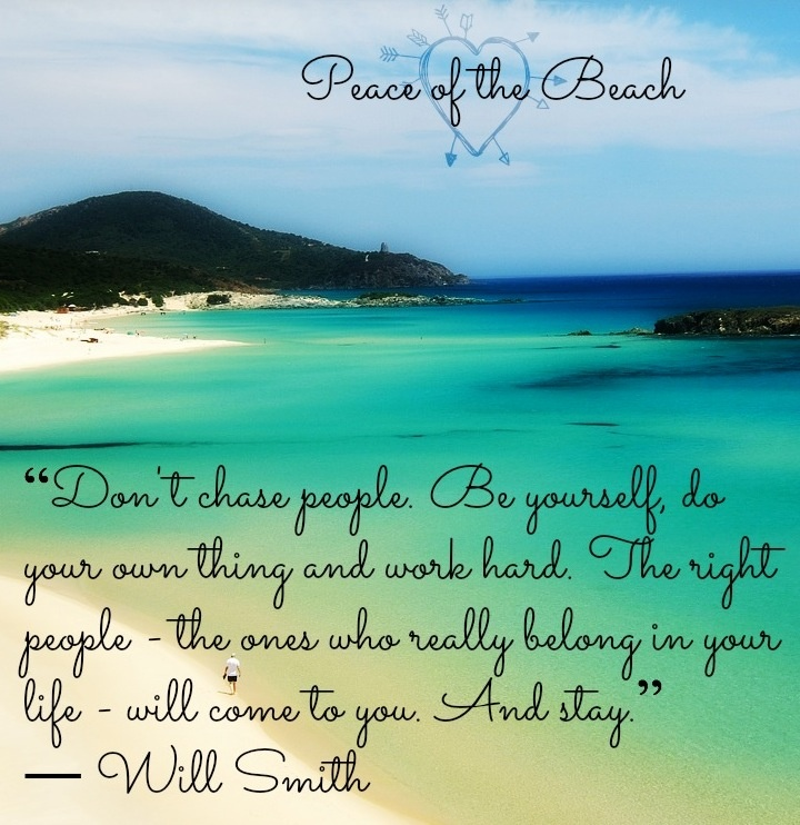 Inspirational Quotes About Positive: 85 Best Images About Peace Of The Beach On Pinterest