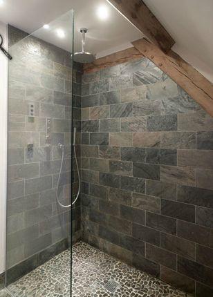 I like the wall tile  master shower