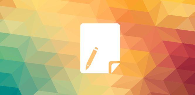 Plantilla para crear gráficas de frases en redes sociales
