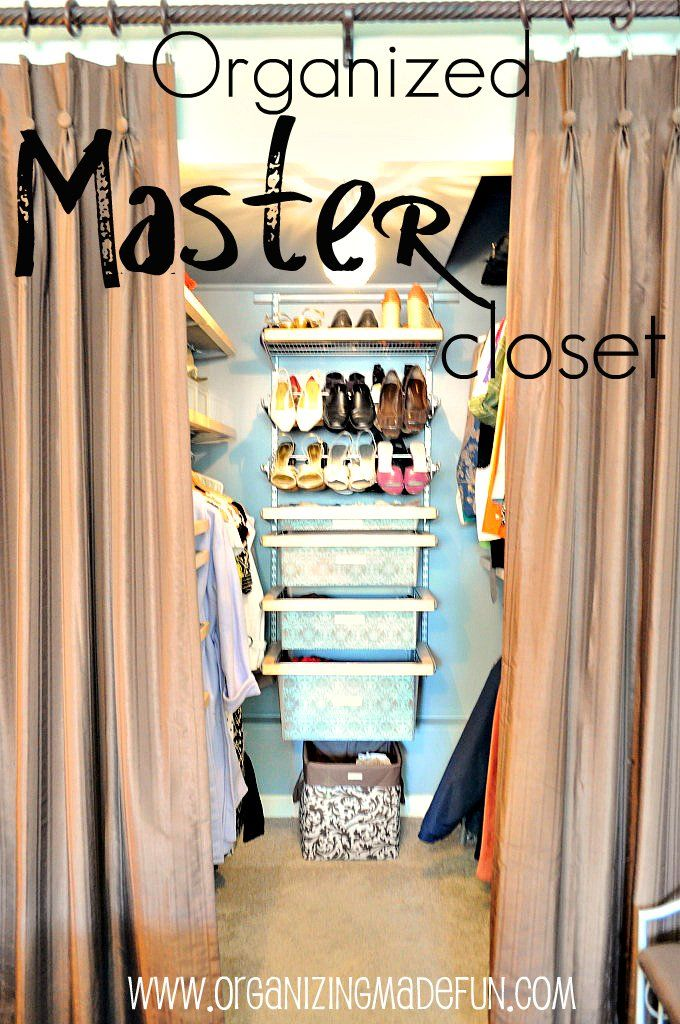 Organize Bedroom Closet Alluring Design Inspiration