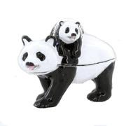 Panda Trinket Box: Powder Boxes, Panda Trinket, Wow Trinket Boxes