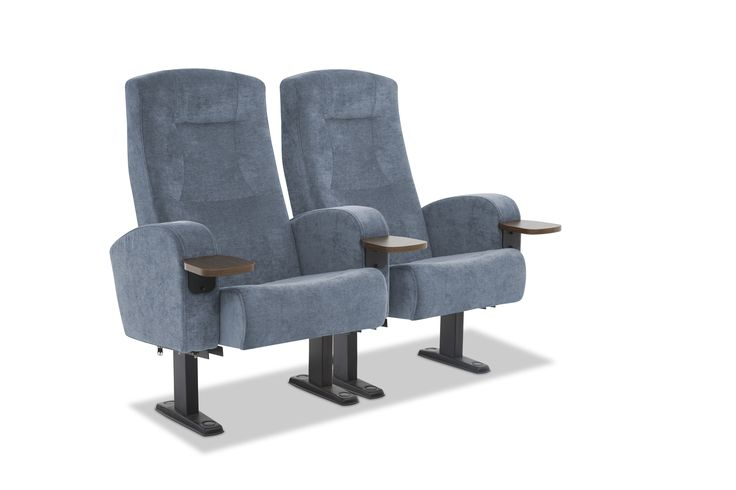 EFFUZI CLUB: The Effuzi Club cinema seat is designed with ultimate ergonomic comfort in mind. Multi-layer cold moulded foam and lateral, lumbar & leg supports offer excellent comfort.