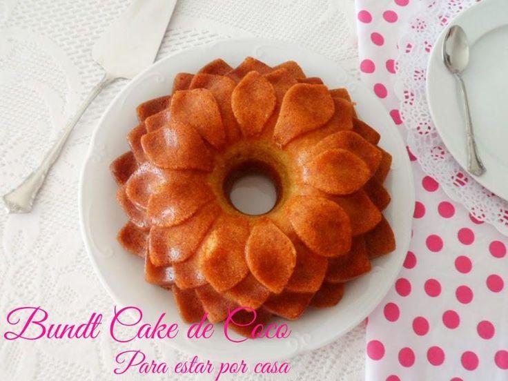¿Te quieres lanzar a hacer bundt cakes? Aquí tienes 9 recetas recopiladas por la autora del blog PARA ESTAR POR CASA, para que escojas el que prefieras.