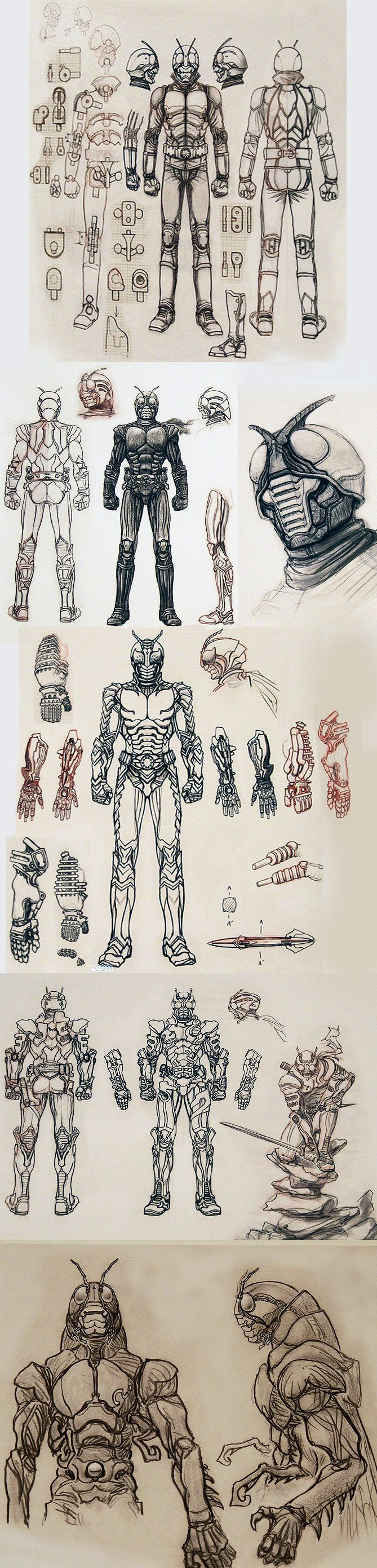 best awesome robots images on pinterest