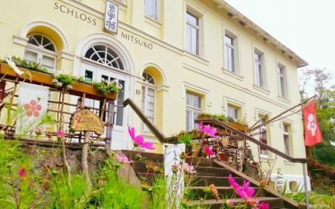 #Schloss #Mitsuko in der Meckl. #Schweiz Foto: racken #meckpomm #mecklenburg #kultur