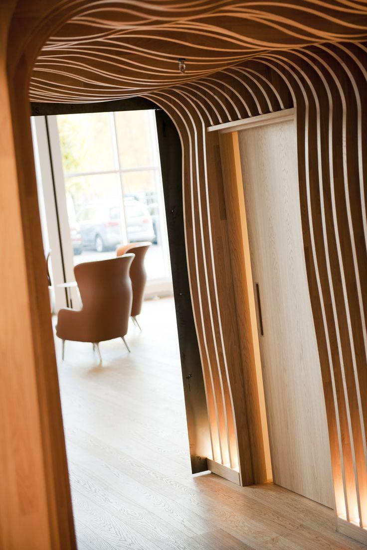 Lundin - Interior architecture project by IARK.