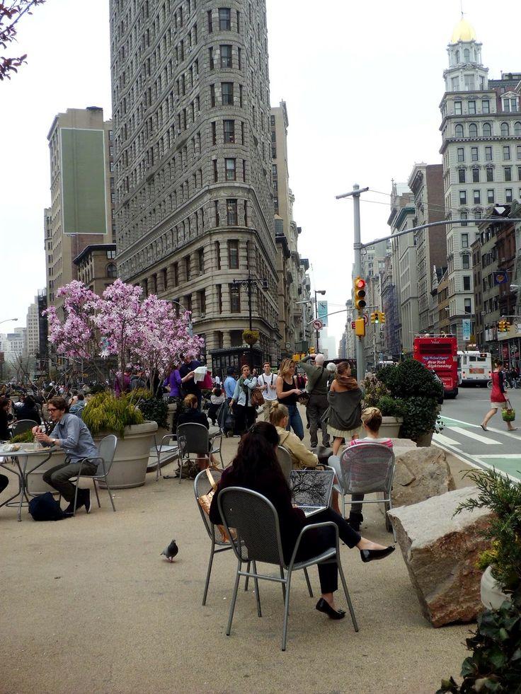 New York City Streets | Blogging Away: New York City Street Scene
