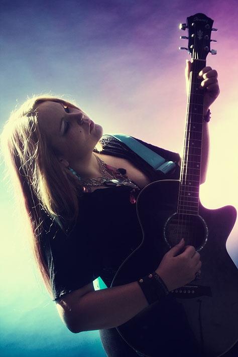 Guitar Hero by *JessicaBader on deviantART