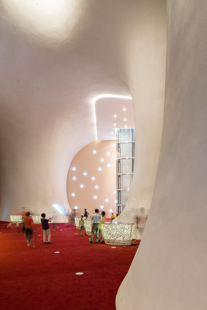 Gallery of Toyo Ito's Taichung Metropolitan Opera House Photographed by Lucas K Doolan - 22
