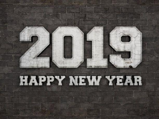 black 2019 happy new year background image new year background images happy new year background