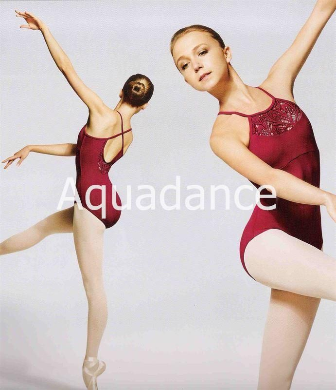 Maillot ballet mujer M2077LM
