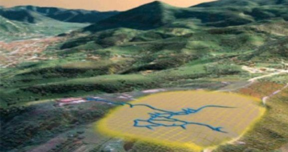 Frequencies Documented in Stones And Artifacts From Bosnian Pyramids As Energy Photos - MessageToEagle.com