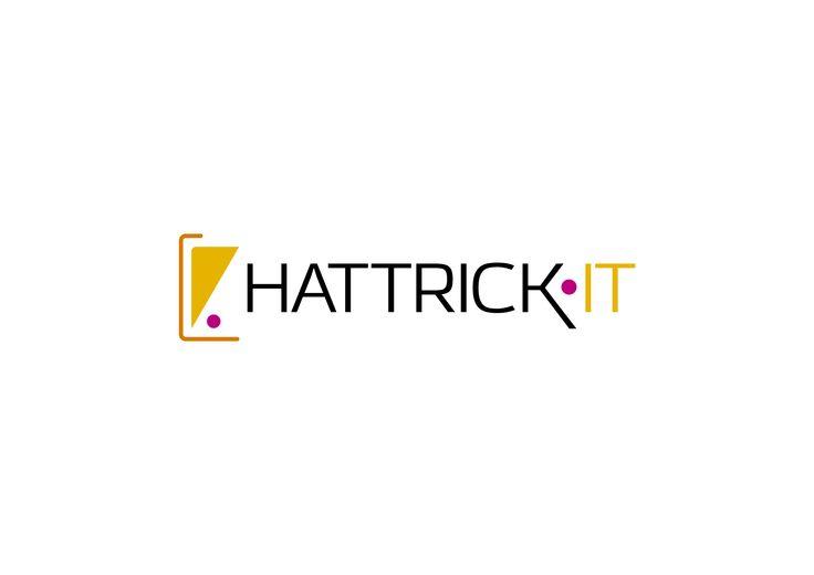 Rediseño de imagen corporativa para Hattrick.it, una empresa uruguaya que se dedica a desarollar app´s nativas para iOS y Android.