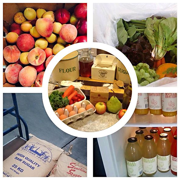 Guildford Pantry, Locavore, Organic, Non-Profit, Amanda Carey, Honey, WA Farmers