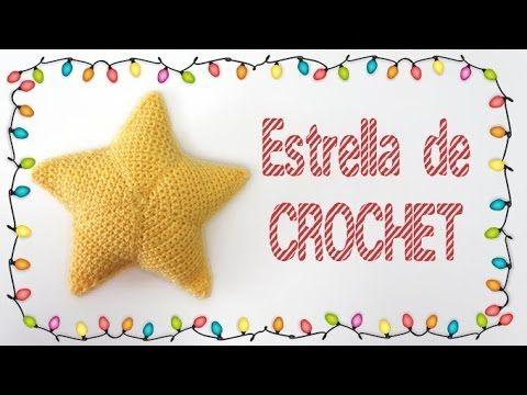 Cómo hacer una estrella de crochet - MissDIY