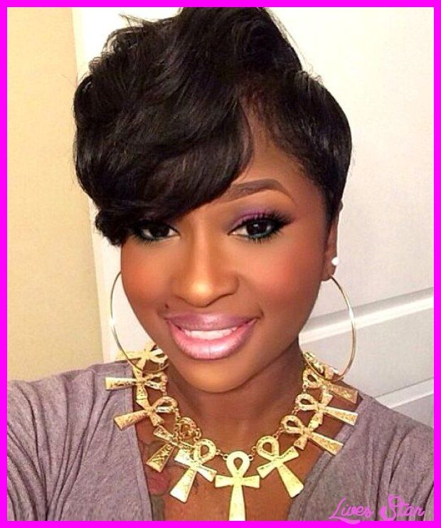 Short curly haircuts for african american women - http://livesstar.com/short-curly-haircuts-for-african-american-women.html