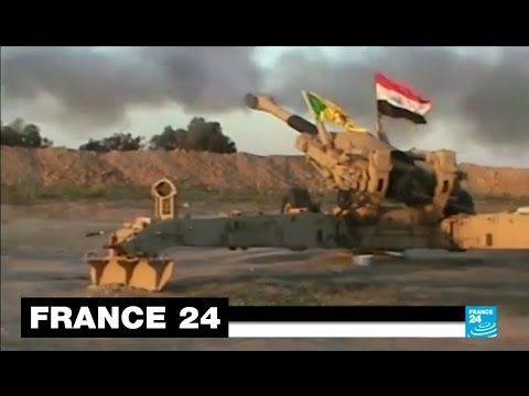 #IRAQ - 30 000 soldiers deployed to regain Tikrit from Islamic State grou...