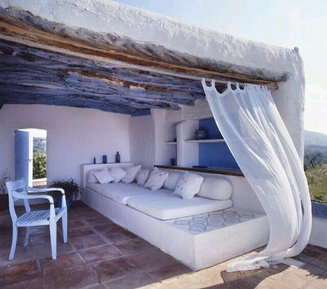 The Beautiful Houses: Terrazas mediterraneas