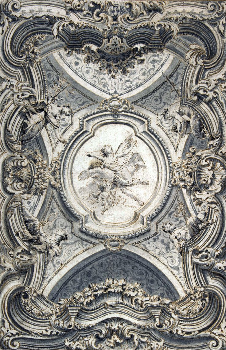 19 best versace images on pinterest shoes versace and black a baroque ceiling doublecrazyfo Gallery