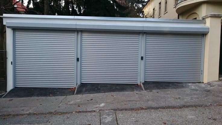 Rolovacie garážové brány – Klenot garážových brán