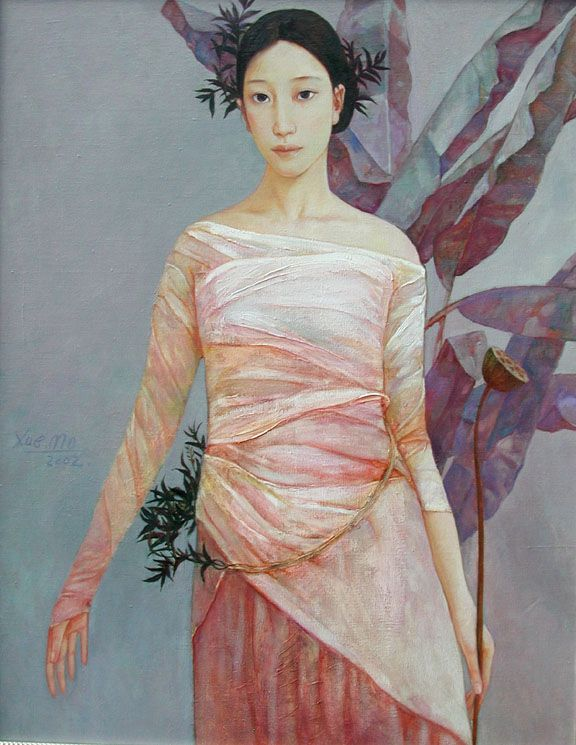 painting Xue Mo