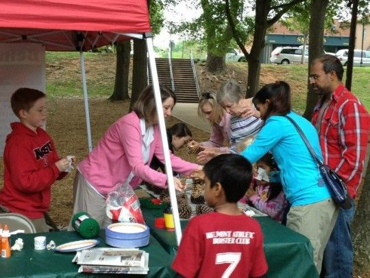 Earth Day/Arbor Day Celebration Belmont, North Carolina  #Kids #Events