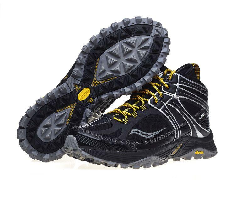 Мужские кроссовки Saucony Progrid Adventerra GTX! 1580 грн