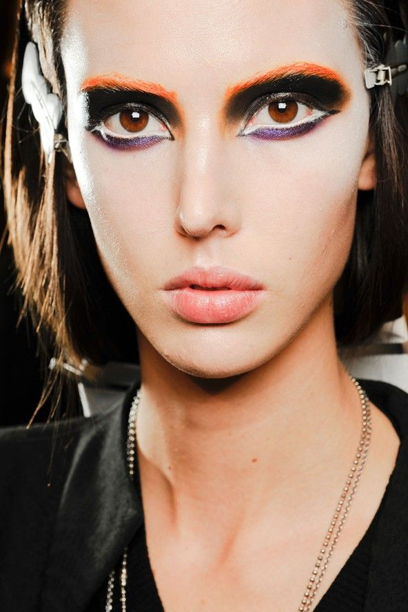 Pat Mcgrath S Best Runway Looks: Pat McGrath, Eyes And Catwalks