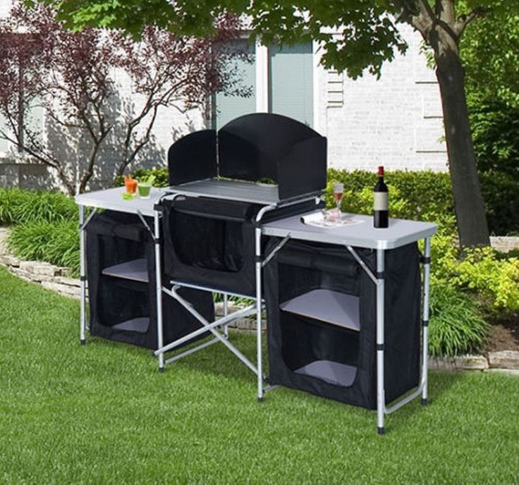 Outdoor Kitchen Ideas For Camping: 25+ Best Ideas About Bbq Stand On Pinterest