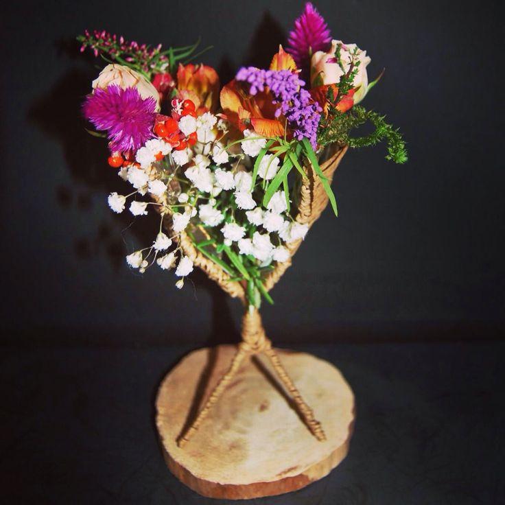 Detox and Nutrition Conference floral design by Atelier Floristic Aleksandra concept Alexandra Crisan