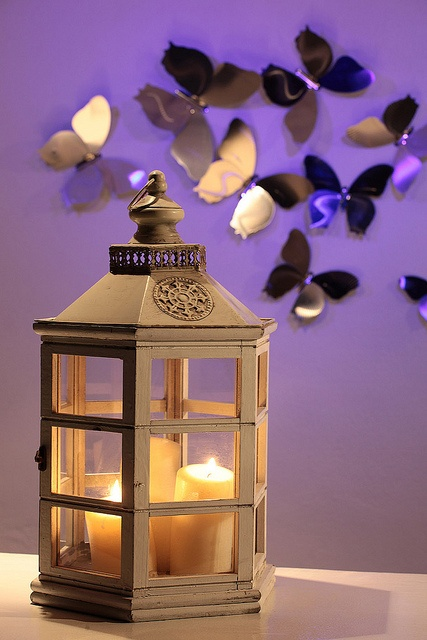 Romantic atmosphere at Astra suites.