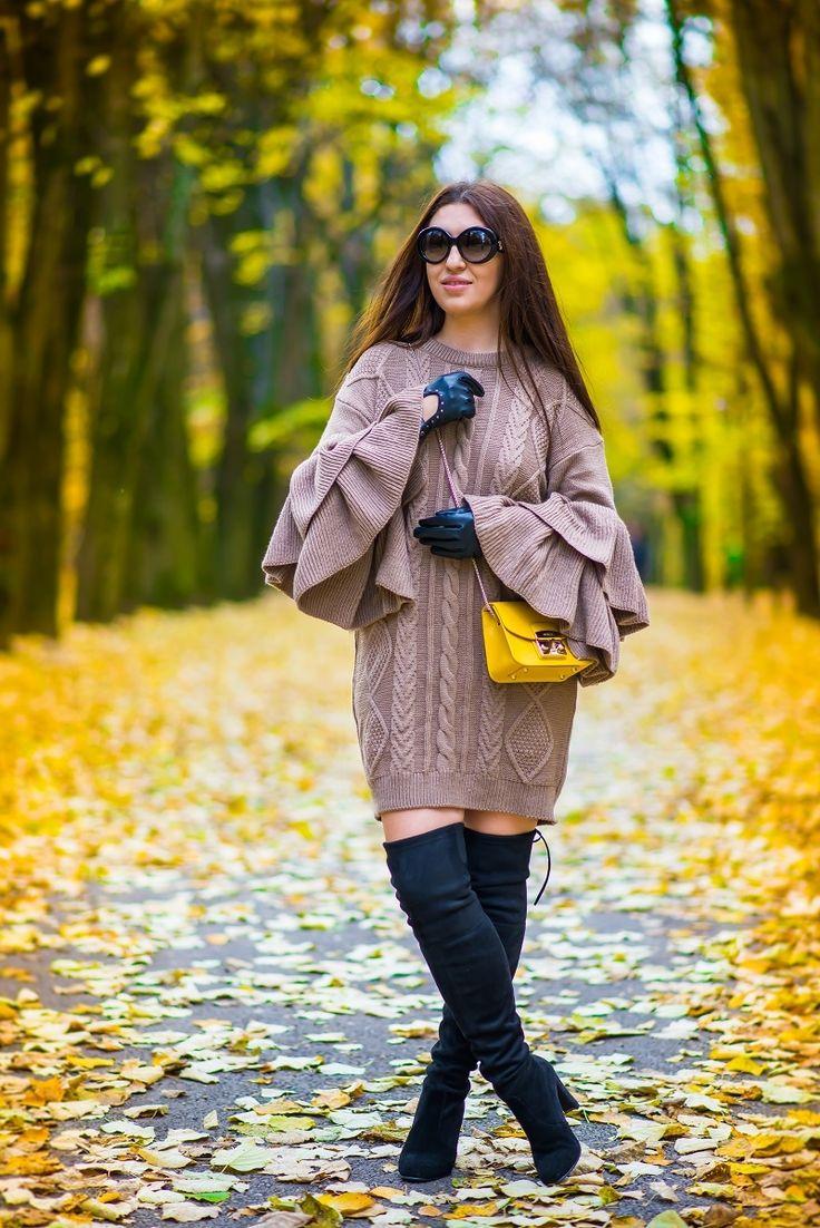 rochie-pulovar-cu-maneci-evazate-6