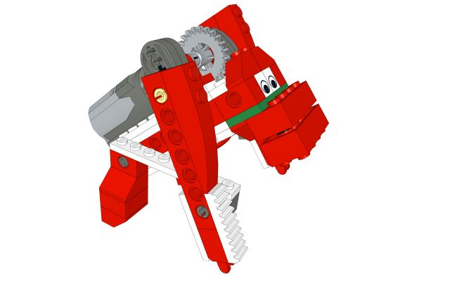 Gorilla LEGO WeDo