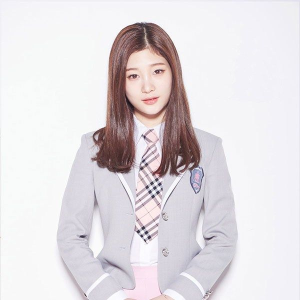 """Chaeyeon (Jung Chae Yeon)"" is a South Korean singer and a member of girl group I.O.I under CJ E&M. She is also a member of girl group DIA under MBK Entertainment. She is expected to return to her original girl group once the project is completed."