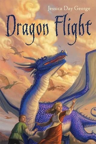 Dragon Flight by Jessica Day George-Book Two in the Dragon Flight Series. More action and adventure and, of course, dragons!