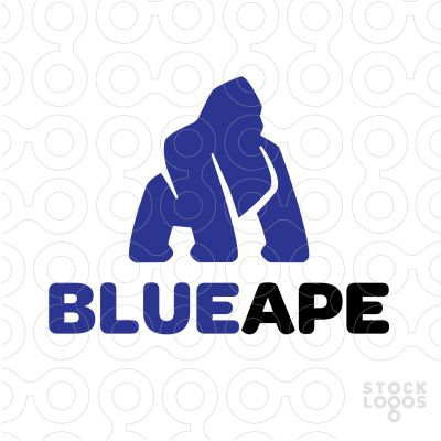 blue gorilla media and press | StockLogos.com